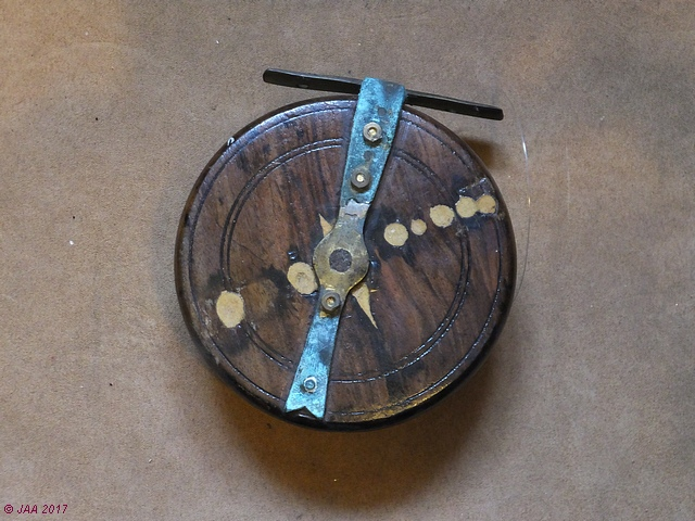 Old fly Reels