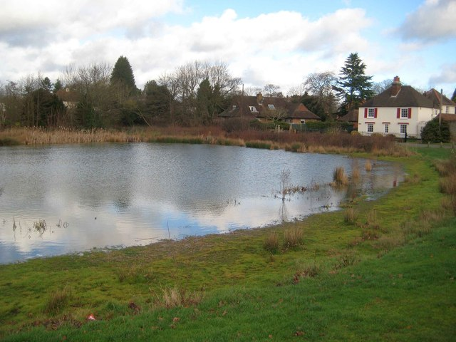 Gerrards Cross: Latchmoor Pond