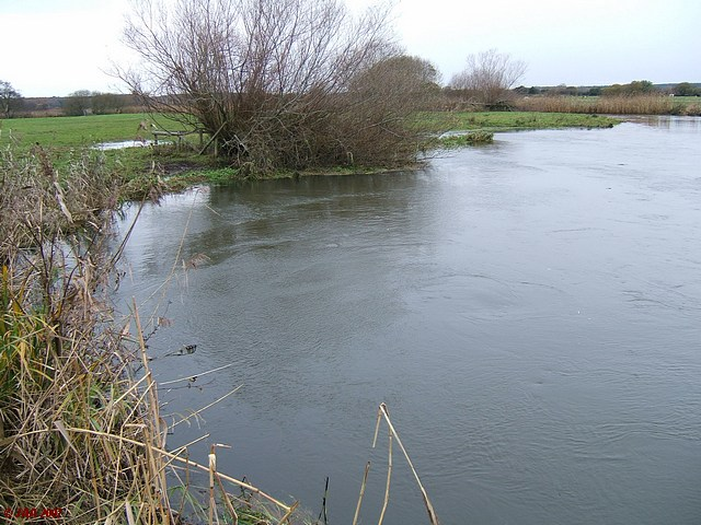 Holmbridge, the River Frome