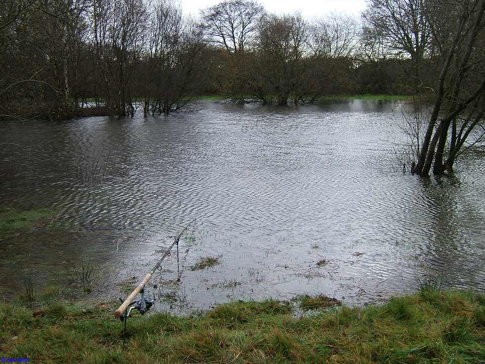 Eastmoors under water