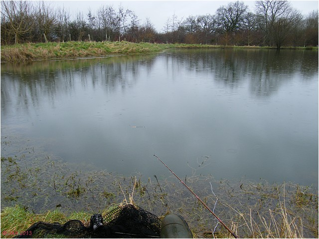 Mapperton, Pheasant Lake