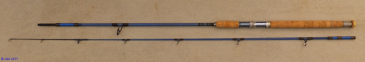 The Eight Foot rod