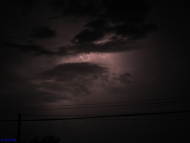 Cloud Lightning